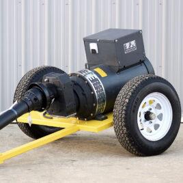 58 KW, Mecc Alte PTO Generator, Single Phase, 120/240V, 540 RPM Input, ECO32-3L/4